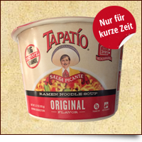 Tapatio Ramen Noodles Original
